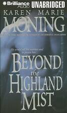 BEYOND THE HIGHLAND MIST unabridged audio book on CD by KAREN MARIE MONING
