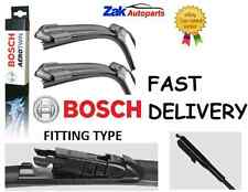 CITROEN C4 HATCHBACK + COUPE (04-) ALL MODELS FRONT WIPER BLADES BOSCH AEROTWIN