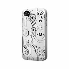Switcheasy Clockwork Avant-Garde Protective Stylish Cases for iPhone 4/4s-Silver