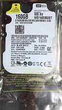 Western Digital 160 GB WD1600BUDT-63DPZY0 DCM: SHCTJHB | 30APR2015 | Festplatte