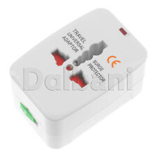 EU AU UK US To Universal World Travel AC Power Plug Convertor Adapter