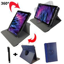 7 zoll Tablet Tasche -  blackberry playbook Hülle Etui - 360° Blau 7