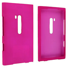 Pink Snap-On Hard Case Cover for Nokia Lumia 900