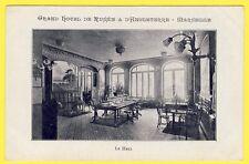 cpa MARSEILLE (Bouches du Rhône) HÔTEL de RUSSIE et d'ANGLETERRE Le HALL Art Déc
