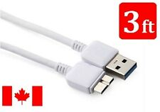 3FT Micro 3.0 USB Data Sync Charging Charger Cable For Samsung Galaxy S5 Note 3
