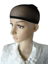 hOT Fashion Soft Stylish  Mesh Weaving Wig Nude/Natural Tone Hairnet black color