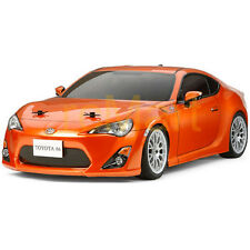 Tamiya 1:10 Toyota 86 FR-S Body Set EP 1:10 RC Car Touring Drift On Road #51494