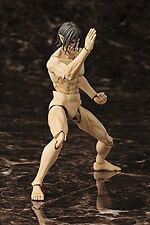Kotobukiya Attack on Titan Eren Yeager Titan Unassembled Plastic model Figure