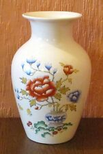 "Mason Ironstone Vase in ""Chinese Peony"" Design."