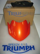 TRIUMPH STREET TRIPLE FLY SCREEN BLAZING ORANGE A9708181-EG