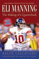 Eli Manning: The Making of a Quarterback-ExLibrary