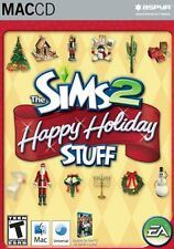 The Sims 2 Happy Holiday Stuff Pack Mac New in Box