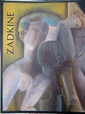 Zadkine  Gouaches des années 20 exposition Arles 1992