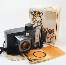 Etude Etud Soviet BeLOMO Medium Format Camera 4.5X6cm Boxed Exc!