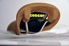 Vintage Selle San Marco Concor Supercorsa Brown leather