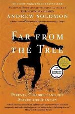 Far from the Tree by Andrew Solomon -Paperback- NEW