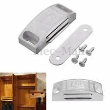 Push to Open Door Cabinet Cupboard Furniture Magnetic Catch Stopper Holder Latch
