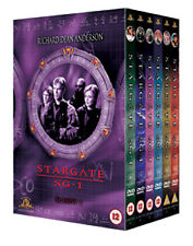 STARGATE SG1 SERIES 3 BOX SET - DVD - REGION 2 UK