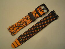 SWATCH BRACCIALE, Strap GB 714 Wipeout, 17mm, NUOVO