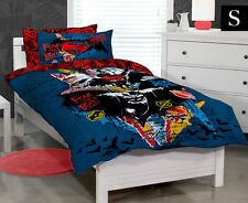 BATMAN V SUPERMAN DC SINGLE bed QUILT DOONA DUVET COVER SET NEW