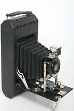 Seneca Uno antique Folding Camera with unusual back door