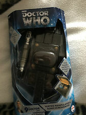 Doctor  Who, Captain jacks  Vortex manipulator and 9th doctor sonic screwdriver