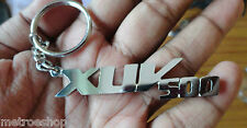 Personalized XUV 500 Mahindra Keychain handcarved Key chain Special Steel Coated