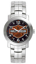 HARLEY-DAVIDSON decals Orologio Uomo 76a019 NUOVO & OVP