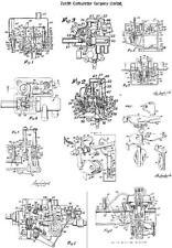 Zenith Vergaser Technik detailliert auf 2817 Seiten