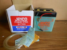 New NOS Vintage Jeico Motorcycle Battery 6N5.5-3D 6 Volt CT90 CT200 Honda