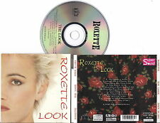 ROXETTE - The Look, Live in Zurich 1991 VERY RARE CD