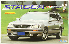 Fujimi ID-147 Nissan Stagea RS Four V 1/24 Scale Kit
