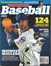 SportingNews Baseball Yearbook: 2010 - Alfonso Soriano, Prince Fielder