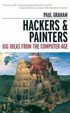 Hackers and Painters: Big Ideas from the Computer Age- by Paul Graham
