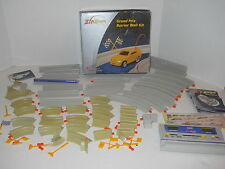 Zip Zaps Micro RC Grand Prix Barrier Wall Kit Assorted Pieces & Box 2002