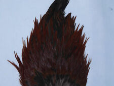 Natural Brown Cock Saddle cape,Fly tying,fly tying materials, Craft.