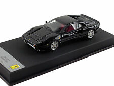 1/43 BBR FERRARI 288 GTO BLACK 1984 LIMITED 20 PCS BBR032-1240