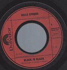 Belle Epoque 1977 :   Black is black  +  Me and You