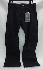 Burton Mens Cargo Snowboard/Ski Pants 101871 True Black Size 2XL/Short Length