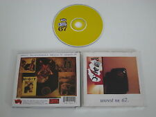 UNREST/FUCK PUSSY GALORE & ALL HER FRIENDS(MATADOR OLÉ 024-2) CD ALBUM