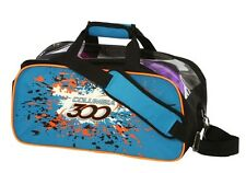 Columbia Team C300 Blue/Orange 2 Ball Tote Bowling Bag