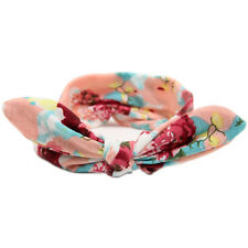 Baby Kid Girls Floral Headband Infant Hairband Turban Head Wrap Headwear Type B