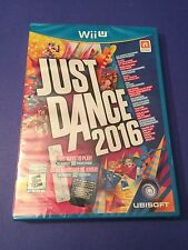 Just Dance 2016 Wii U NEW