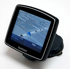 NEW TomTom ONE 140S Portable Car GPS Navigator w/Extras USA/Canada Maps tom
