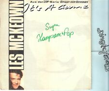 LES McKEOWN - It´s a game