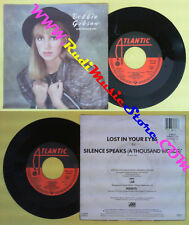 LP 45 7'' DEBBIE GIBSON Lost in your eyes Silence speaks 1989 no cd mc dvd