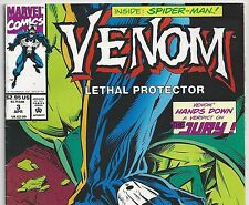 Venom Lethal protector #3 with Amazing Spider-Man from Apr.1993 in Fine Con DM