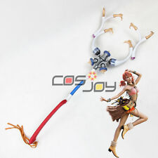 "43"" Final Fantasy XIII Oerba· Dia·Vanille Fishing Pole PVC Cosplay Prop -0034"