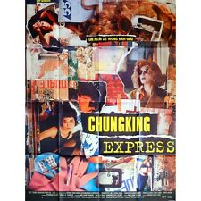 CHUNGKING EXPRESS Movie Poster  47x63 in. French - 1994 - Wong Kar Wai, Tony Leu