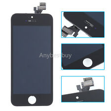 Black Repair Part for iPhone 5  LCD Display Touch Screen Digitizer Assembly ABST